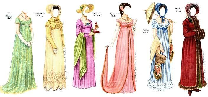 История женской одежды | Нажмите, чтобы